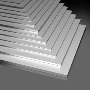 Alumínium lemez-Al99,5 fk. (1050A H24)