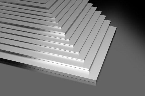 Alumínium lemez-Al99,5 fk. (1050A H24) (vágott)